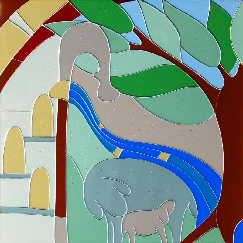3oo jahre kirche scherneck raeume glasbilder for Fenster 800x800